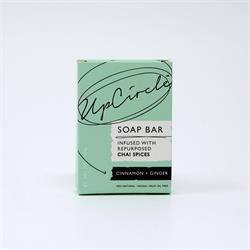 Cinnamon & Ginger Chai Soap Bar 100g (order in singles or 12 for trade outer)