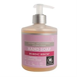 Nordic Birch Hand Soap Anti-Bacterial - 380ml organic. with pump