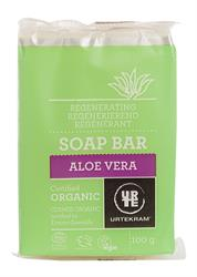 Aloe Vera Soap 100g Organic (order in singles or 12 for trade outer)