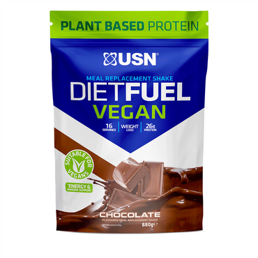 USN Diet Fuel Vegan 880g / Chocolate