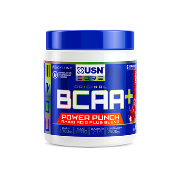 USN BCAA Power Punch 55g, 55g / Cherry