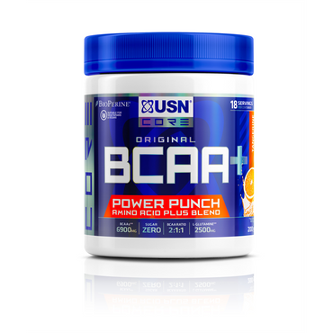 USN BCAA Power Punch 200g / Tangerine