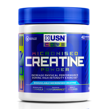 USN Micronised Creatine, 200g