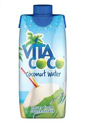 100% Natural Coconut Water 330ml (order in singles or 12 for trade outer)