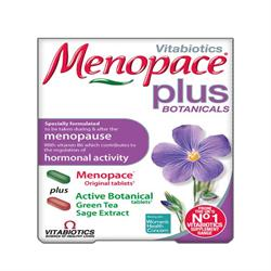 Menopace Plus 28/28 tablets (order in singles or 4 for trade outer)