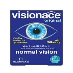 Visionace 30 tablets (order in singles or 4 for trade outer)