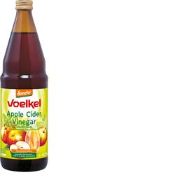 Apple Cider Vinegar 750ml (order in singles or 6 for retail outer)