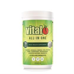 Vital All in One Powder 120g (Formerly Vital Greens)