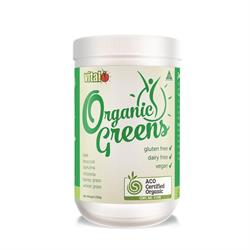 Organic Greens Powder 200g
