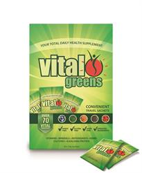 Vital Greens Powder 30 x 10g Sachets