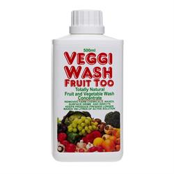 Veggi-Wash Concentrate 500ml (order in singles or 12 for trade outer)