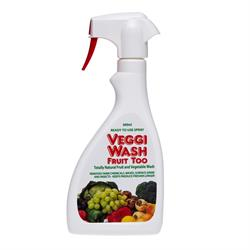 Veggi-Wash Ready to Use Spray 600ml (order in singles or 12 for trade outer)