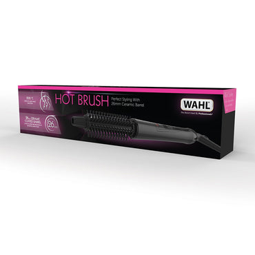 WAHL Hot Brush | 26mm 200* | Ceramic Coating| 2.5m Cord