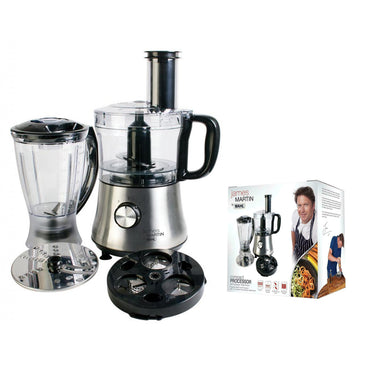 WAHL-JAMES MARTIN James Martin Food Processor | Spiral | 500w 1.5LJu