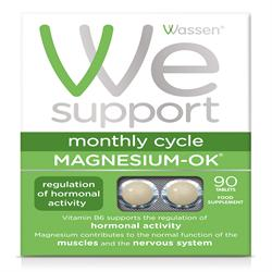Magnesium-OK 90 tabs (order in singles or 24 for trade outer)