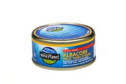 Wild Albacore Tuna No Salt Added 142g (order in singles or 12 for trade outer)