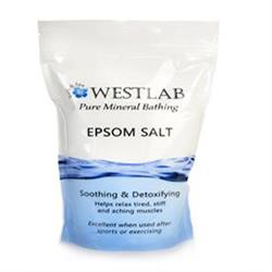 Epsom bath salts 5KG (order in singles or 2 for trade outer)