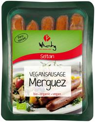 VEGANSAUSAGE Merguez 200g (order in singles or 5 for trade outer)