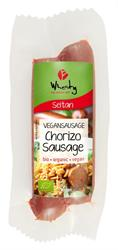 VEGANSAUSAGE Chorizo 130g (order in singles or 5 for trade outer)