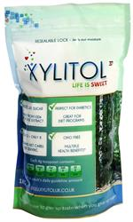 Xylitol sweetener 1000g Pouch