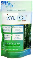 Xylitol sweetener 250g Pouch (order in singles or 9 for trade outer)