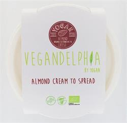 Vegandelphia - Almond Cream Cheese Alternative 180g (order in singles or 5 for trade outer)