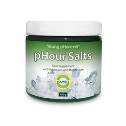 pHour Salts 450g (order in singles or 24 for trade outer)