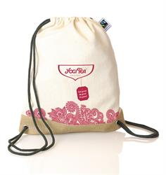 Yogi Tea Cotton Backpack