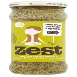 Basil Pesto for Vegans 340g