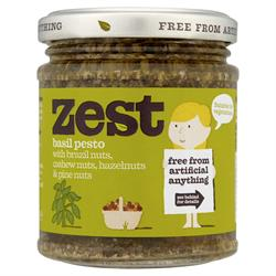 Basil Pesto for Vegans 165g