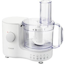 KENWOOD Food Processor | Compact | 1.4L 400w | White