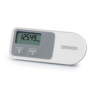 OMRON Walking Style One 2.0 | Pedometer | 3D Sensor