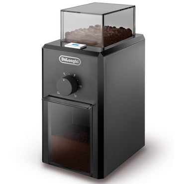 DELONGHI Coffee Grinder | Pro Burr | 120g | Cup Select