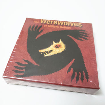 Werewolves Board Game full English version for home party adult Financing Family playing cards game 24 cards
