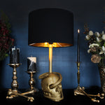 Skull Lamp - The Snake Edison