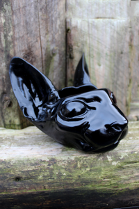 Sphynx Cat Pot - The Blackened Teeth