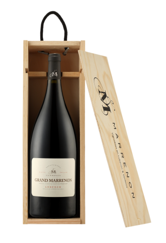 GRAND MARRENON ROUGE 2017 - Magnum 1,5L - MARRENON - Vinotéka Le Bouchon Gourmand