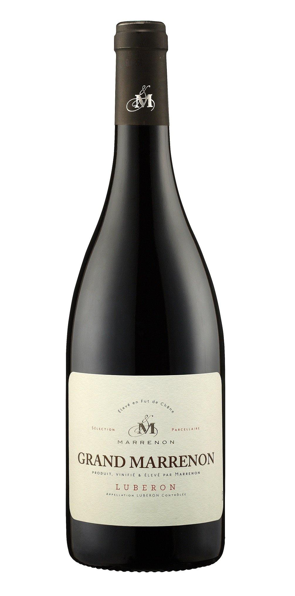 GRAND MARRENON ROUGE 2017 - 0,75L - MARRENON - Vinotéka Le Bouchon Gourmand