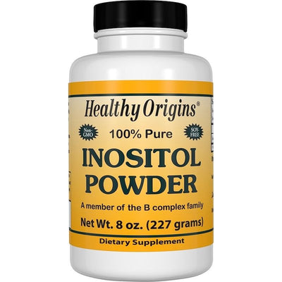 Healthy Origins, Inositol Powder, 8 oz (227 g)