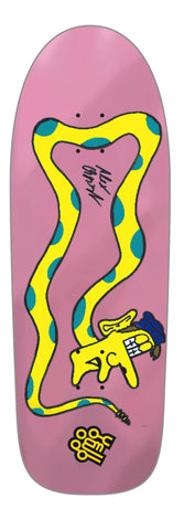 Alex Christ Cruiser - yellowood fingerboard fingerskate