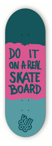 Do it - yellowood fingerboard fingerskate
