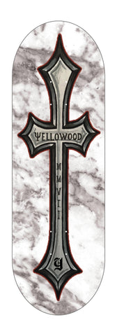 Cross - yellowood fingerboard fingerskate