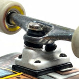 Ytrucks Soft bushings set - yellowood fingerboard fingerskate