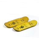 "Alex Christ ""dickheads"" - yellowood fingerboard fingerskate"