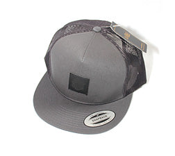 Trucker dark grey - yellowood fingerboard fingerskate