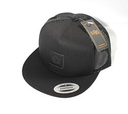 trucker II black - yellowood fingerboard fingerskate