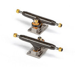 Blackriver trucks black/silver 32 - yellowood fingerboard fingerskate