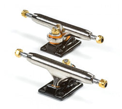 Blackriver Trucks silver/black 32 - yellowood fingerboard fingerskate
