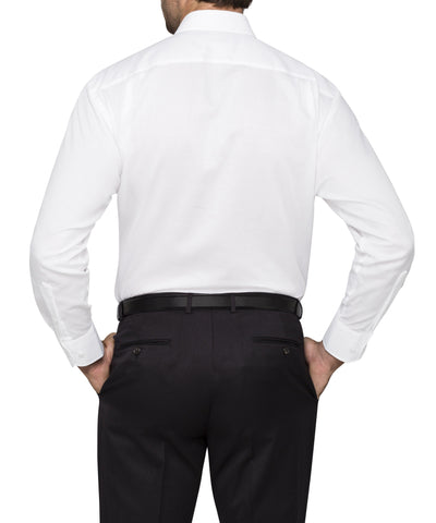 Classic Fit Van Heusen White Shirt For Men