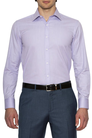 New England Lavender Slim Fit Shirt Sale For Men